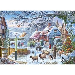 A Winter Stroll (1000)