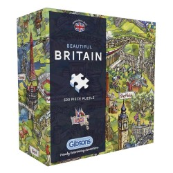 Beautiful Britain (500)