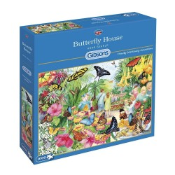 Butterfly House (1000)