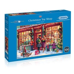 Christmas Toy Shop (2000)