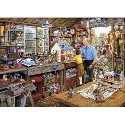 Grandad's Workshop (1000)