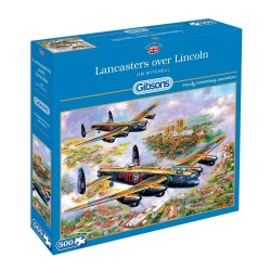 Lancasters over Lincoln (500)