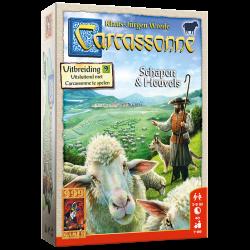 Carcassonne uitbreiding 9...