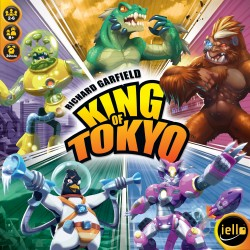King of Tokyo 2016 Edition