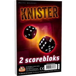 Knister Scorebloks