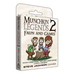 Munchkin Legends 2 Faun and...