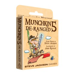 Munchkin 5 De-Ranged