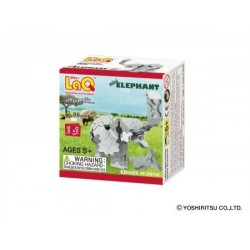 LaQ Animal World Mini Elephant