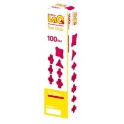 LaQ Free Style 100 - Rood