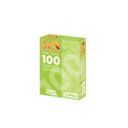 LaQ Free Style 100 - Lime