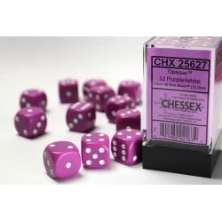 Opaque Light Purple w/white...