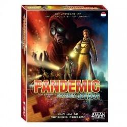 Pandemic uitbreiding...