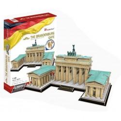 3D Brandenburger Tor