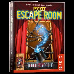 Pocket Escape Room Achter...