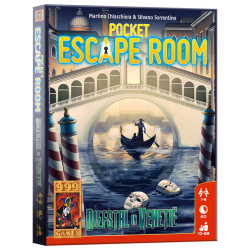 Pocket Escape Room Diefstal...
