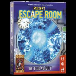 Pocket Escape Room De Tijd...