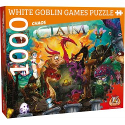 Claim Puzzle: Chaos (1000)