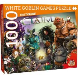 Claim Puzzle: The Throne...