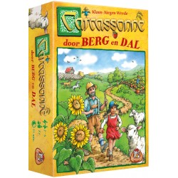 Carcassonne: Door Berg En Dal