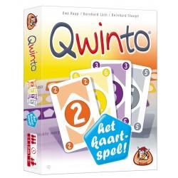 Qwinto Het Kaartspel