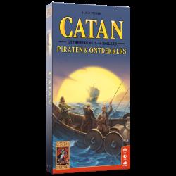 Catan uitbreiding Piraten &...