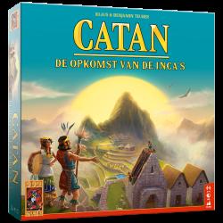 Catan De Opkomst van de Inca's