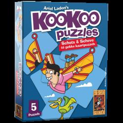 KooKoo Puzzel Vliegen