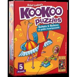 KooKoo Puzzel Dansen