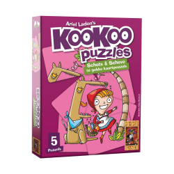 KooKoo Puzzel Sprookjes