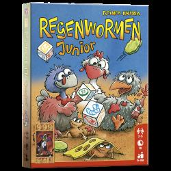Regenwormen Junior (A13) -...