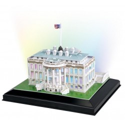 3D The White House Led...