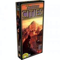 7 Wonders uitbreiding Cities
