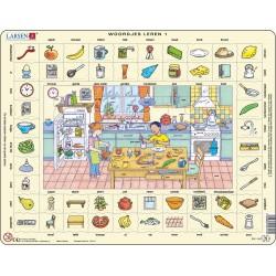Learning English Puzzle 1...